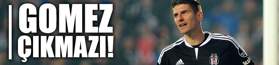 Beşiktaş'ta Gomez çıkmazı.