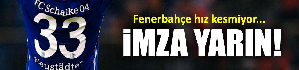 Fenerbahçe, Neustadter transferini resmen bitirdi
