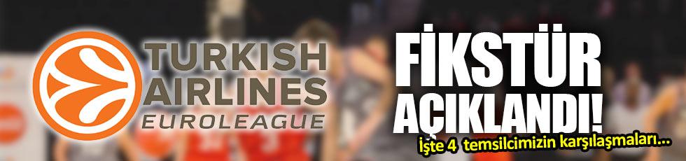 Euroleague'de 2016-17 fikstürü açıklandı!
