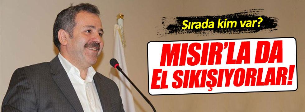 AKP, Mısır'la da el sıkışacak!