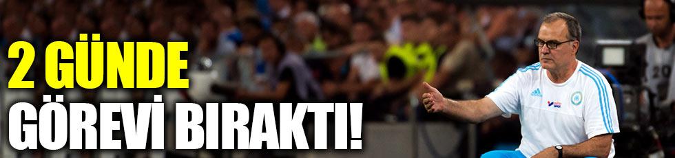 Lazio şokta, 2 günde görevi bıraktı