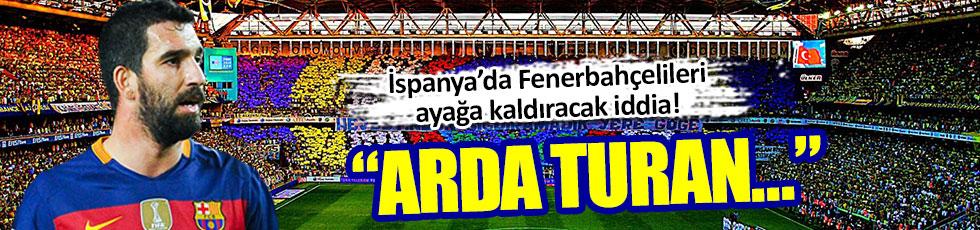 İspanya basınından Arda Turan iddiası!