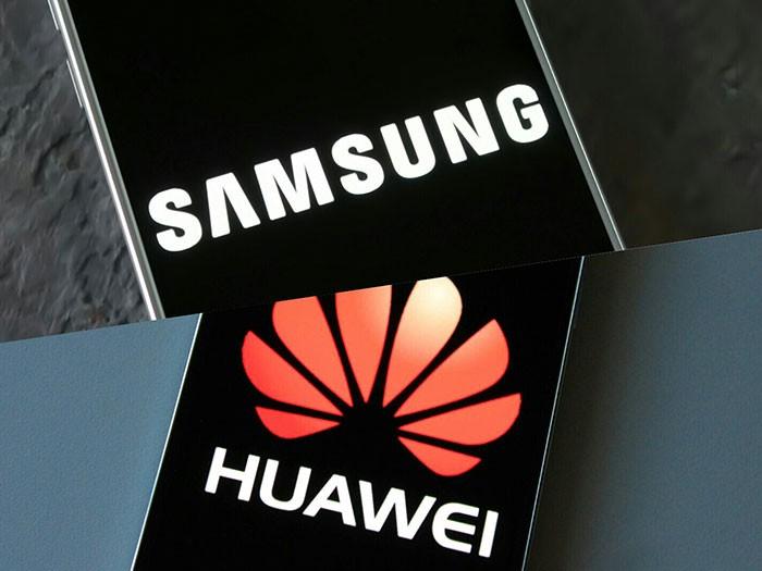 Huawei'den Samsung'a bir şok daha!