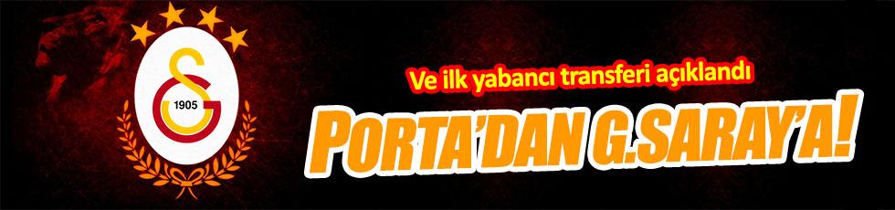 Galatasaray Portekizli futbolcunun transferini bitirdi!