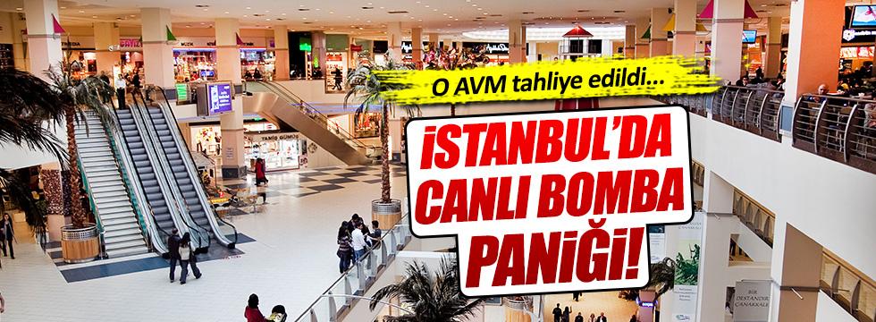 İstanbul Kadıköy'de bomba paniği!