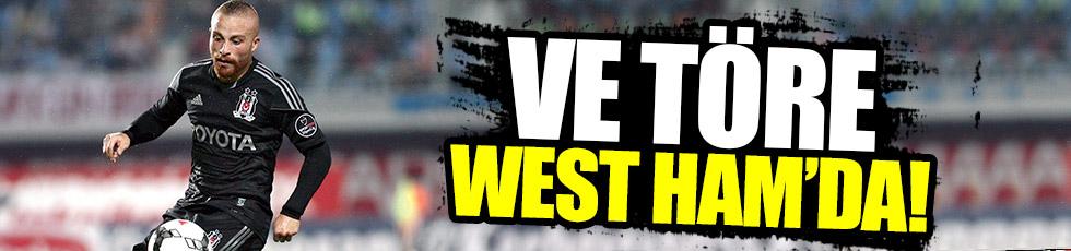 Gökhan Töre West Ham'a transfer oldu