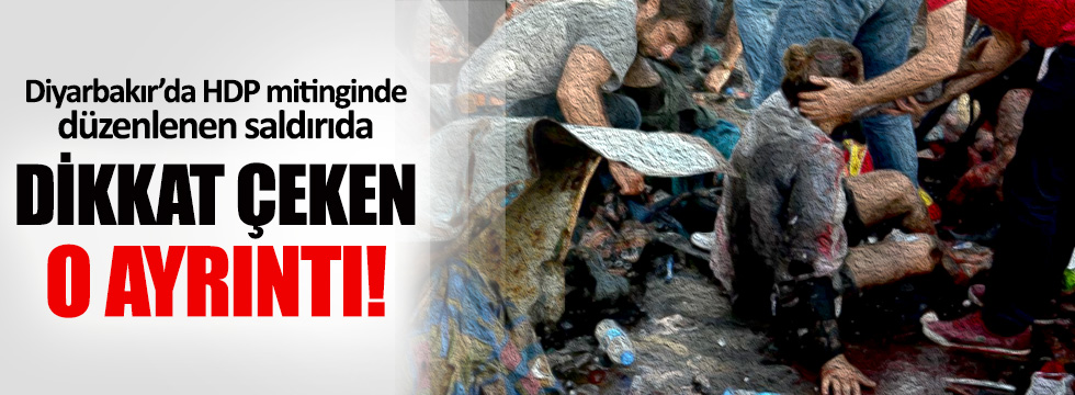 Adıyaman polisi, Savcılığı HDP mitingine saldırıdan 74 gün önce uyarmış