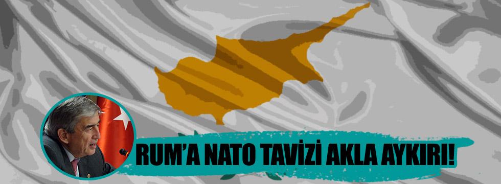 Rum kesimine NATO tavizi vahim gelişme