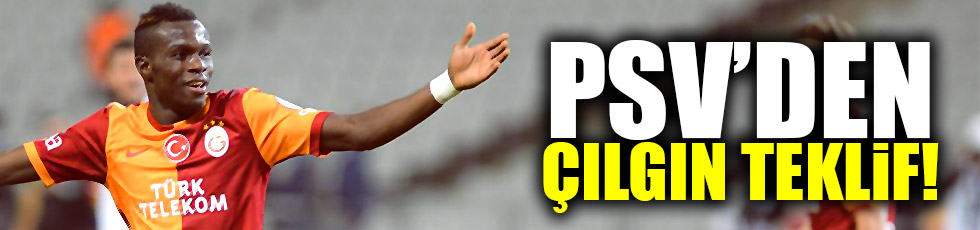 PSV'den Galatasaraylı Bruma'ya 19 milyon