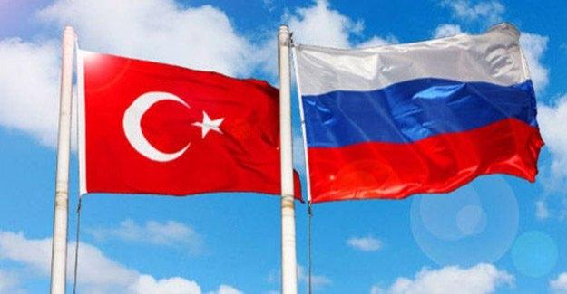 Türk heyeti yarın Rusya'ya gidiyor...
