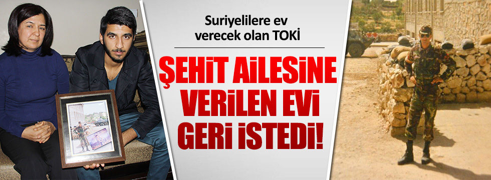 TOKİ'den skandal talep!