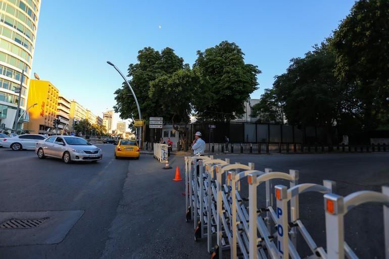 Ankara'da kırmızı alarm
