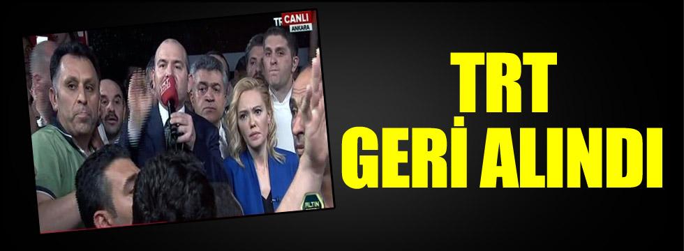 TRT Geri Alındı