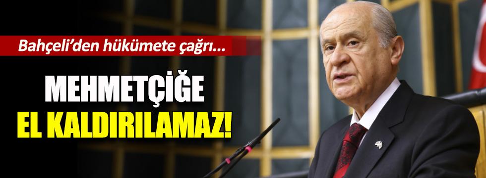 Bahçeli'den AKP'ye idam cezası çağrısı