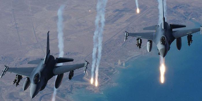 Irak'taki PKK hedefleri vuruldu