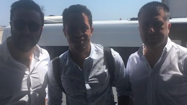 Beşiktaş'ın Barcelona'dan transferi İstanbul'da!