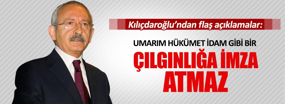 Kılıçdaroğlu'dan gündeme dair önemli açıklamalar