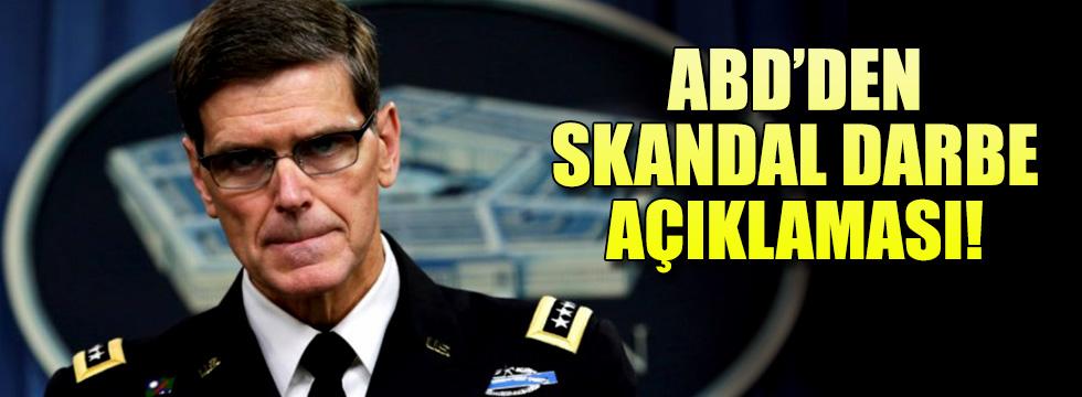 ABD'li üst düzey yetkililerden skandal 'darbe' açıklaması