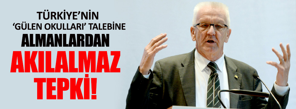 Alman muhalefetinden Gülen okullarının denetlenme talebine tepki