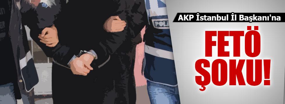AKP İl Başkanının kardeşi FETÖ soruşturmasında gözaltına alındı