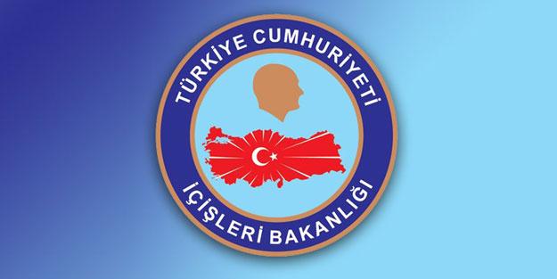 İçişleri Bakanlığı: 541 operasyon, 222 gözaltı