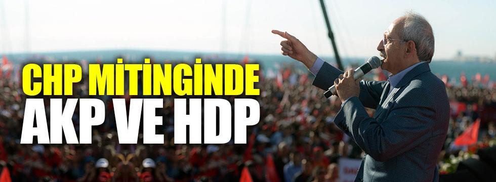CHP'nin mitingine MHP katılmıyor