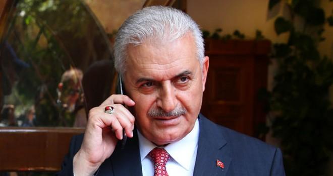 Yıldırım'dan Kılıçdaroğlu'na telefon