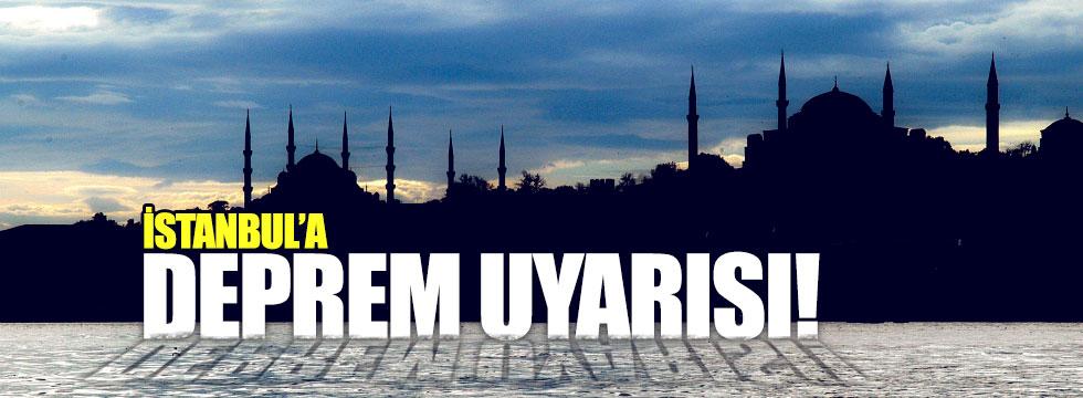 İstanbul'da deprem riski