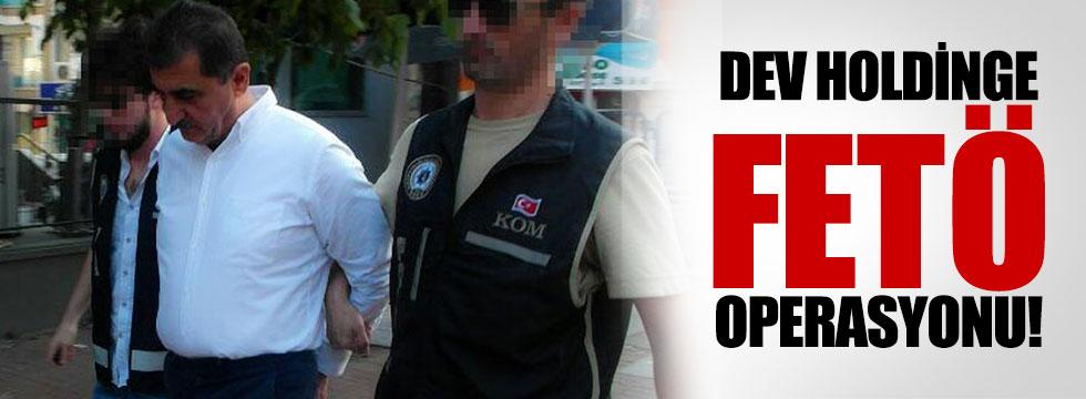 İzmir'de işadamlarına FETÖ operasyonu