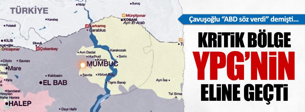 YPG, Menbiç'i Ele Geçirdi!