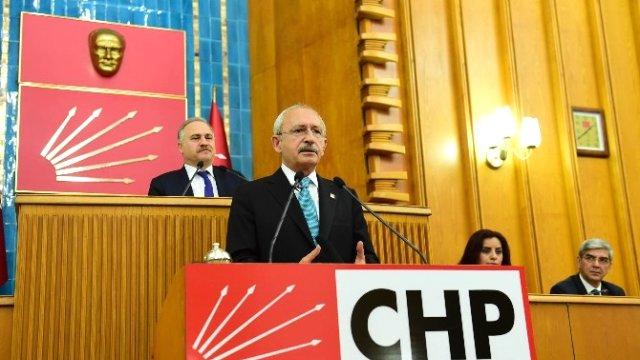 CHP grup toplantısını iptal etti!