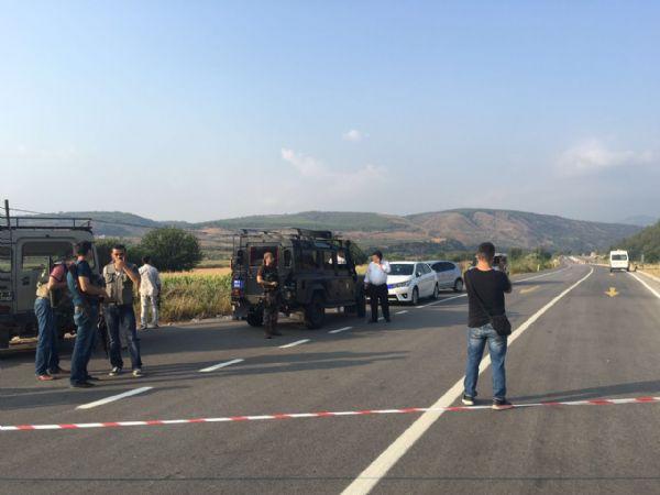 Osmaniye'de PKK'dan bombalı tuzak!
