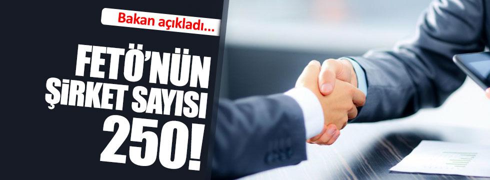 Tüfenkci: 250 şirket kapatılacak!