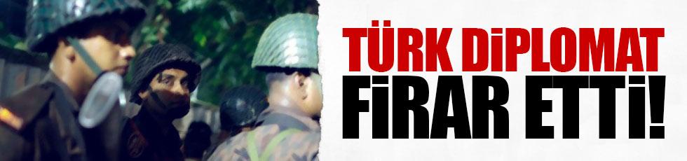 'Türk diplomat Rusya'ya kaçtı' iddiası