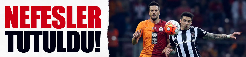 Beşiktaş – Galatasaray maçı saat kaçta?