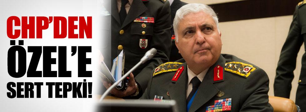 CHP'den Özel'e sert tepki