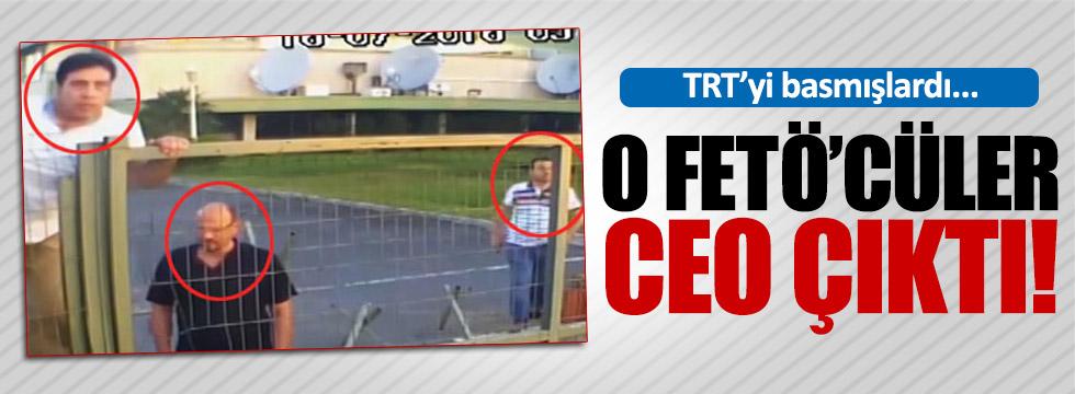 TRT'yi basan sivil FETÖ'cüler CEO çıktı!
