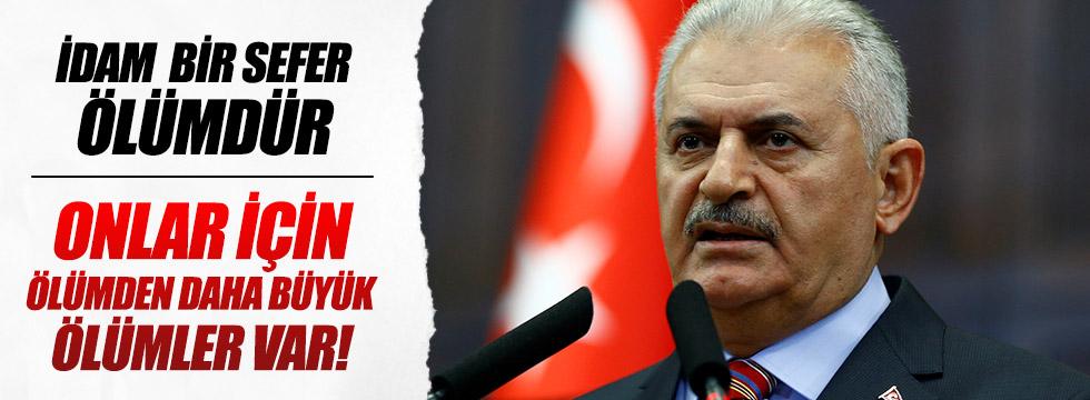 Binali Yıldırım AKP grup toplantısında konuştu