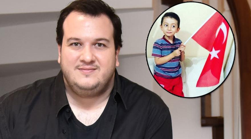 Şahan Gökbakar 5 yaşında şehit olan Hüseyin Utku için yazdı