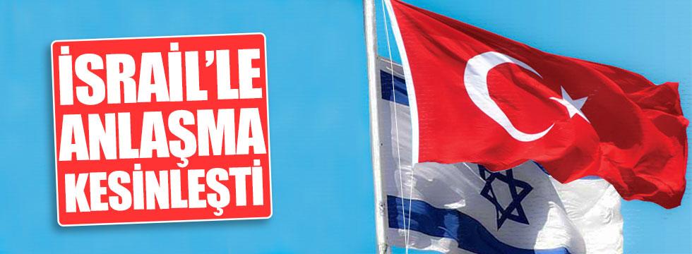 Mavi Marmara anlaşması TBMM'ye gönderildi!