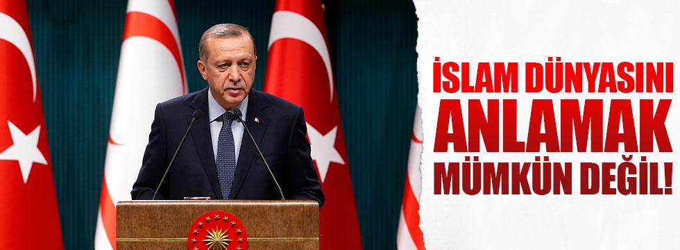 Erdoğan: Terör saldırıları 15 Temmuz'a misilleme