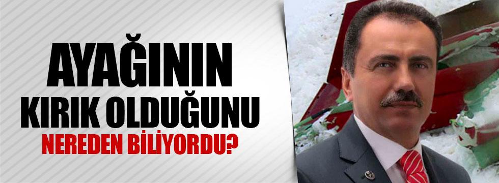 Yazıcıoğlu'nun şüpheli ölümünde yeni ayrıntı