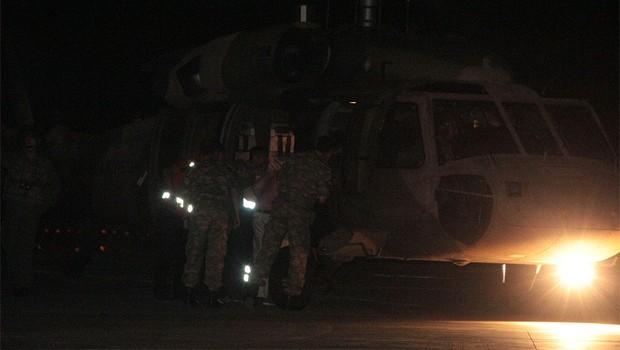 Ağrı'da PKK ile sıcak temas