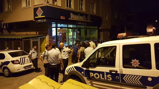 İstanbul, Ataşehir'de silahlı soygun girişimi
