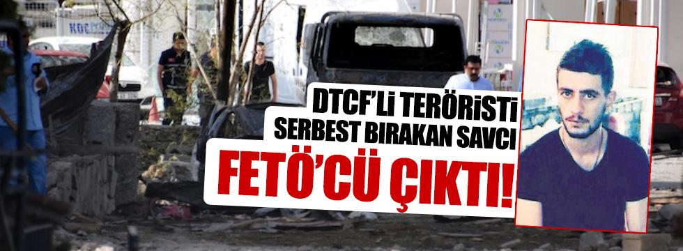 FETÖ'cü savcı Van'ı kana bulayan PKK'lıyı serbest bıraktı