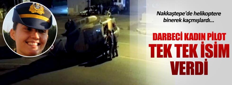 Nakkaştepe'de helikoptere binen darbecilerin kimlikleri belli oldu