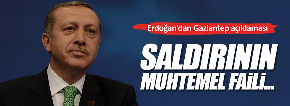 Erdoğan'dan Gaziantep açıklaması
