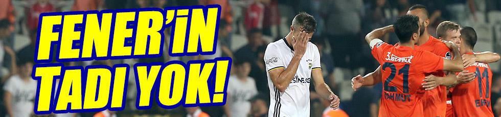 Fenerbahçe'den kötü başlangıç