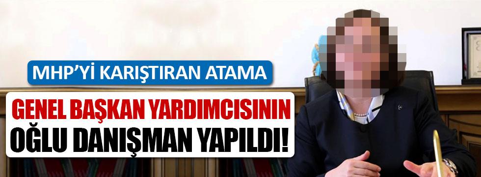MHP'de Danışman Krizi!