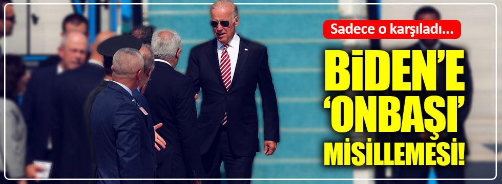 Biden'e 'Onbaşı' Misillemesi